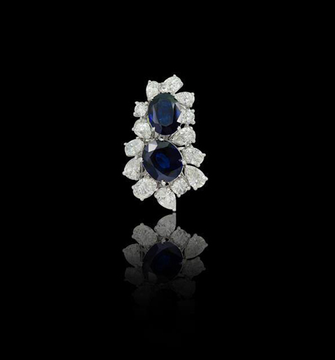 Boucle d'oreille Royal Voyageur Jewelry 2019