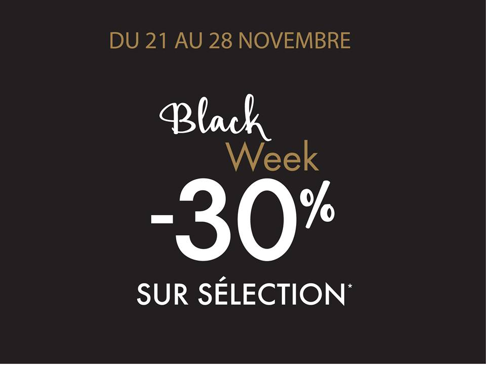 Camaïeu – Black Friday
