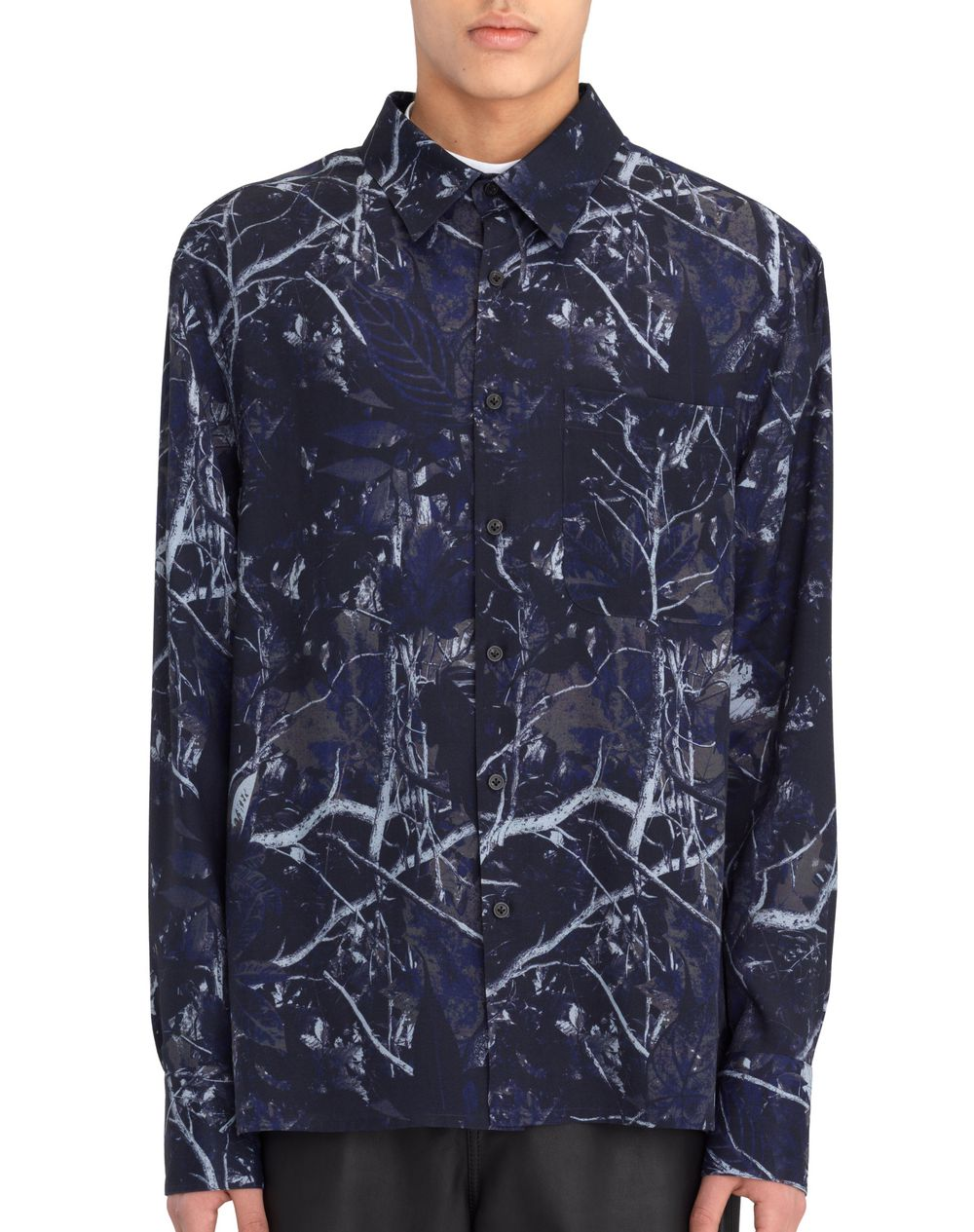 Chemise oversize à manches longues Lanvin Prix €795