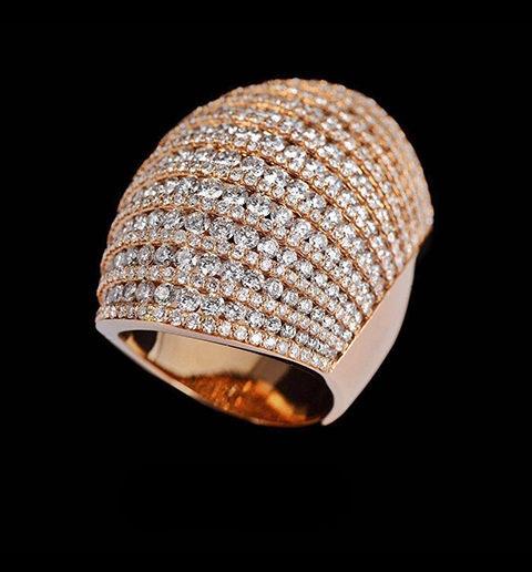 Classic bague Voyageur Jewelry 2019