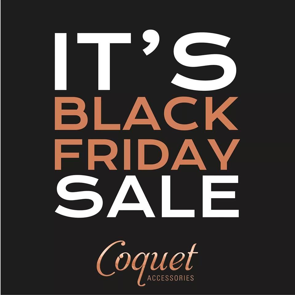 Coquet Tunisie – Black Friday