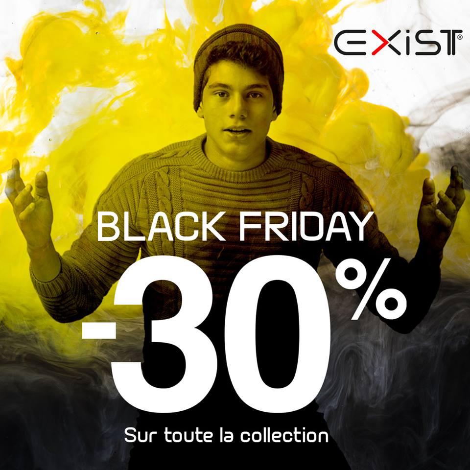 Exist – Black Friday
