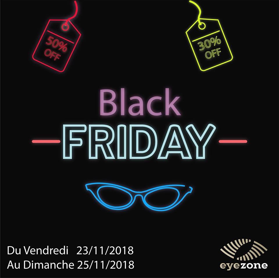 Eyezone Optic – Black Friday