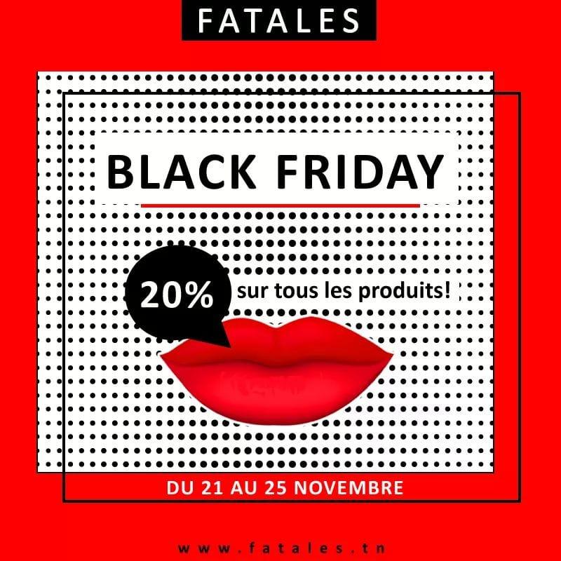 FATALES – Black Friday