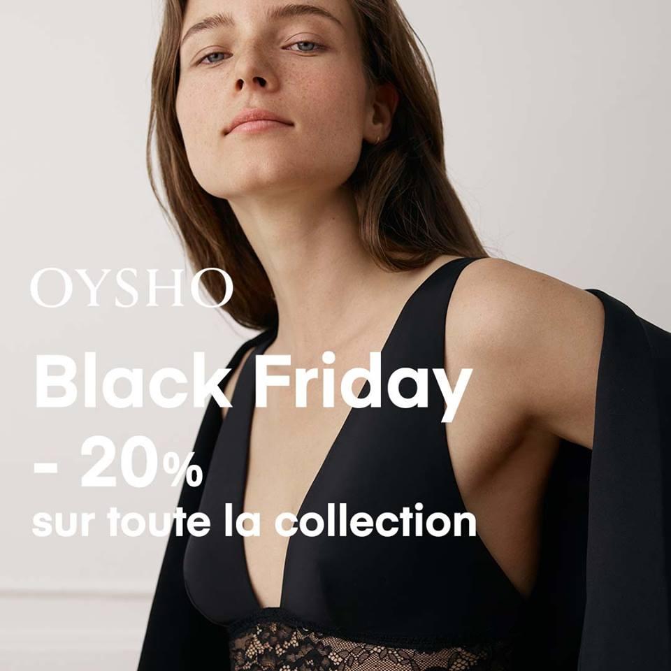OYSHO – Black Friday