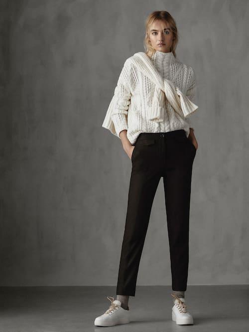 Prueba visual hoy  Catalogue Massimo Dutti Femme 2019 : Nouvelle collection mode pour femme,  promos & nouveautés