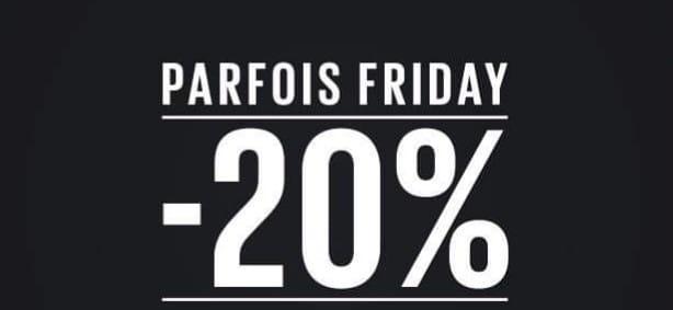 PARFOIS – Black Friday