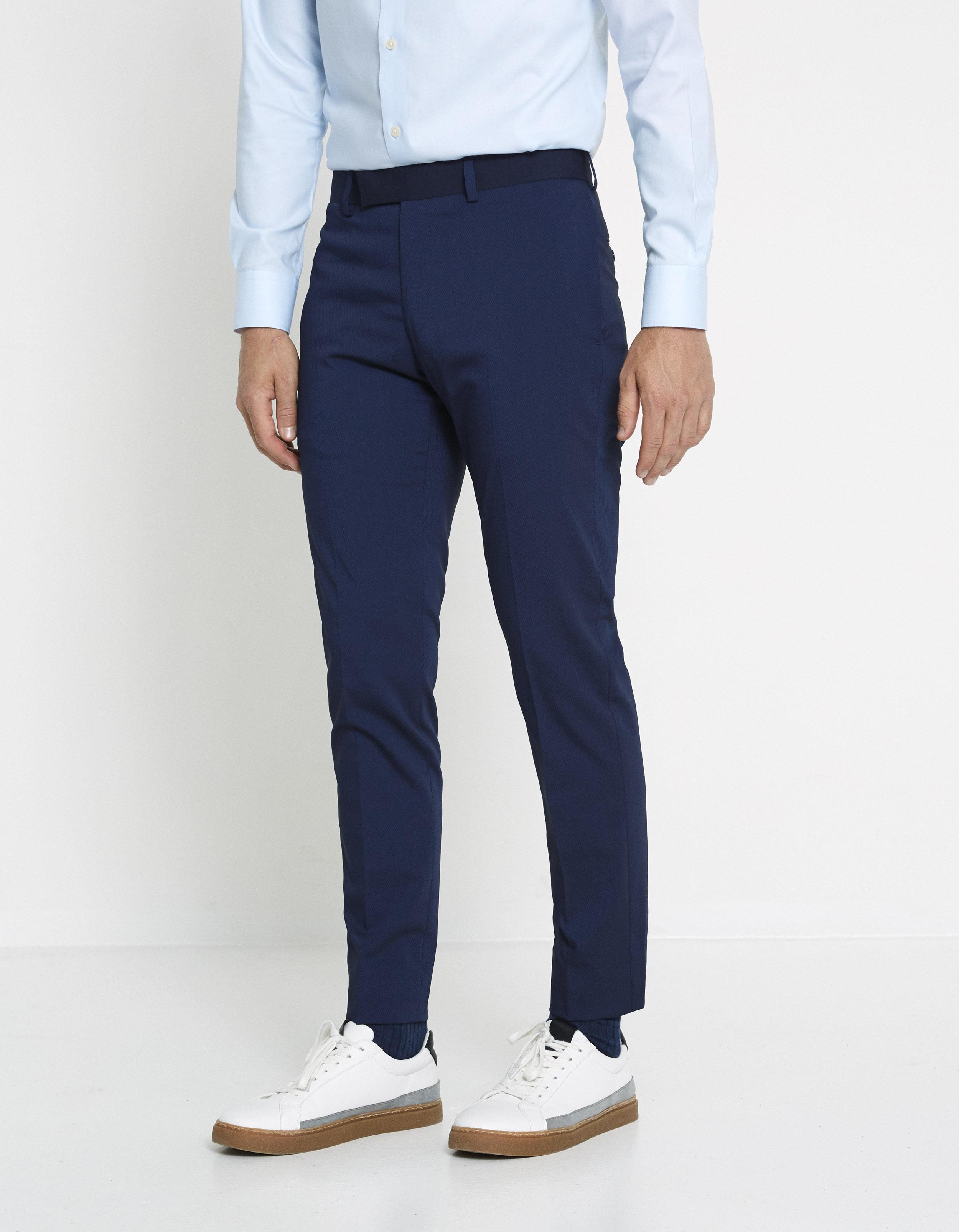 Pantalon DIAM extra slim uni – bleu Prix 59,99 €