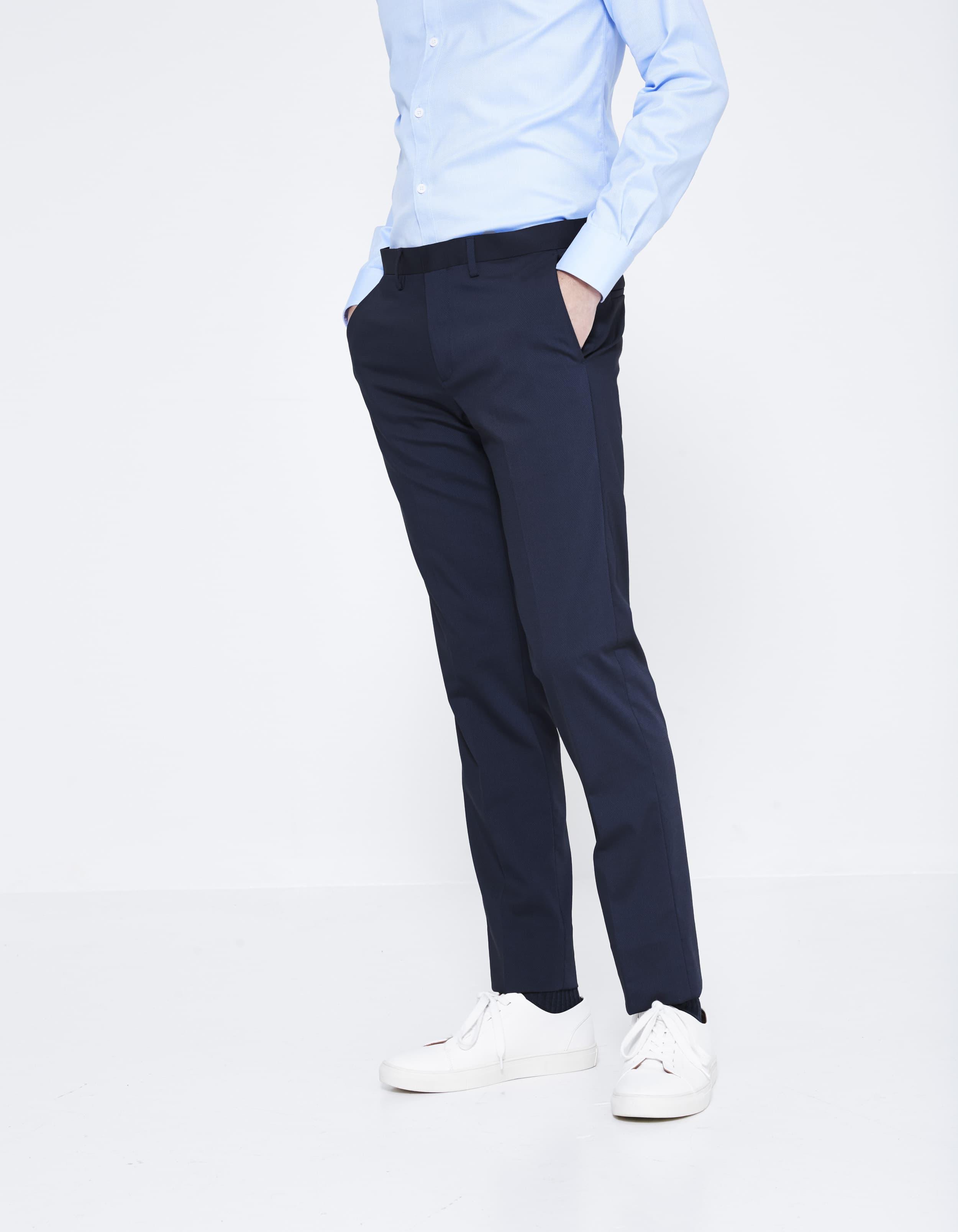 Pantalon Diam extra slim – bleu Celio Club Prix 59,99 €