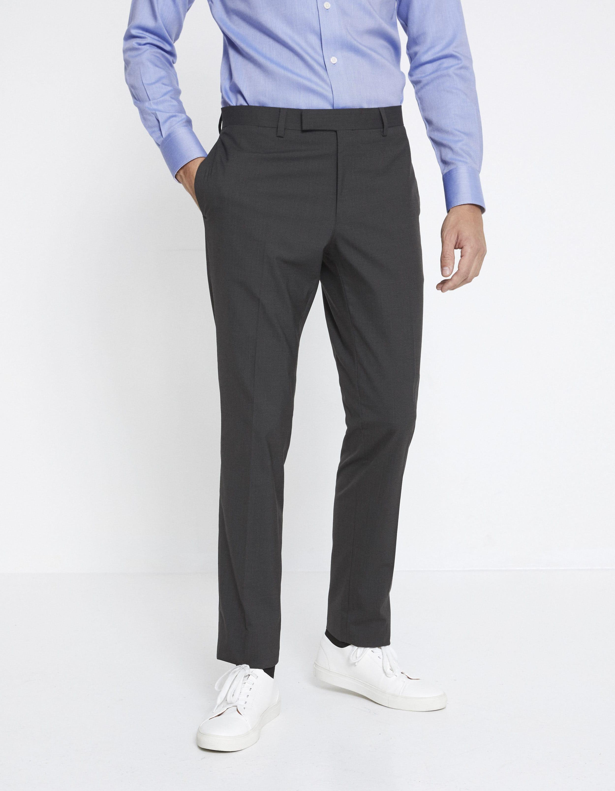 Pantalon Puce slim – anthracite Celio Club Prix 59,99 €