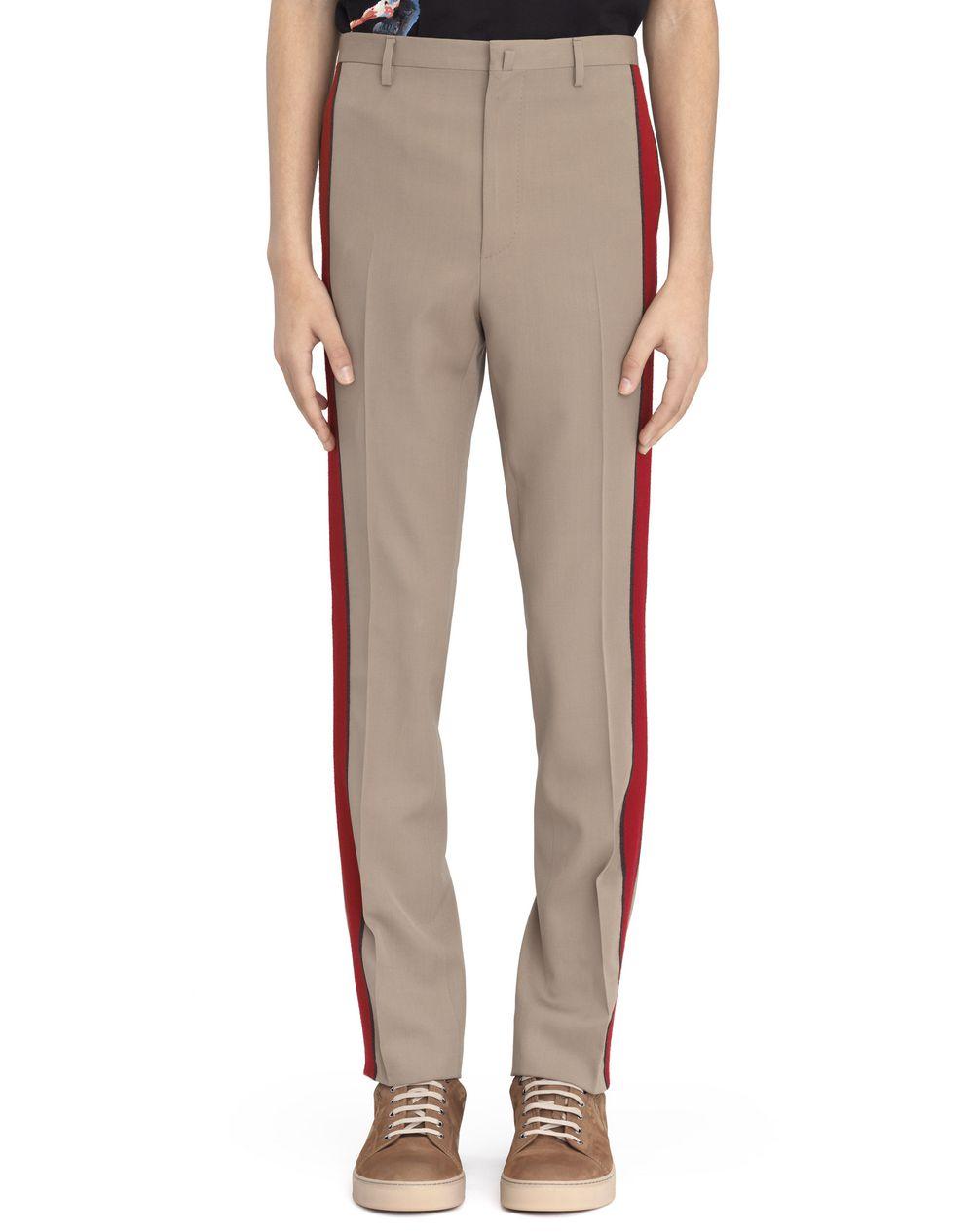 Pantalon droit en gabardine Lanvin Prix €595