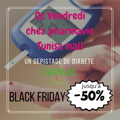 Pharmavie – Black Friday