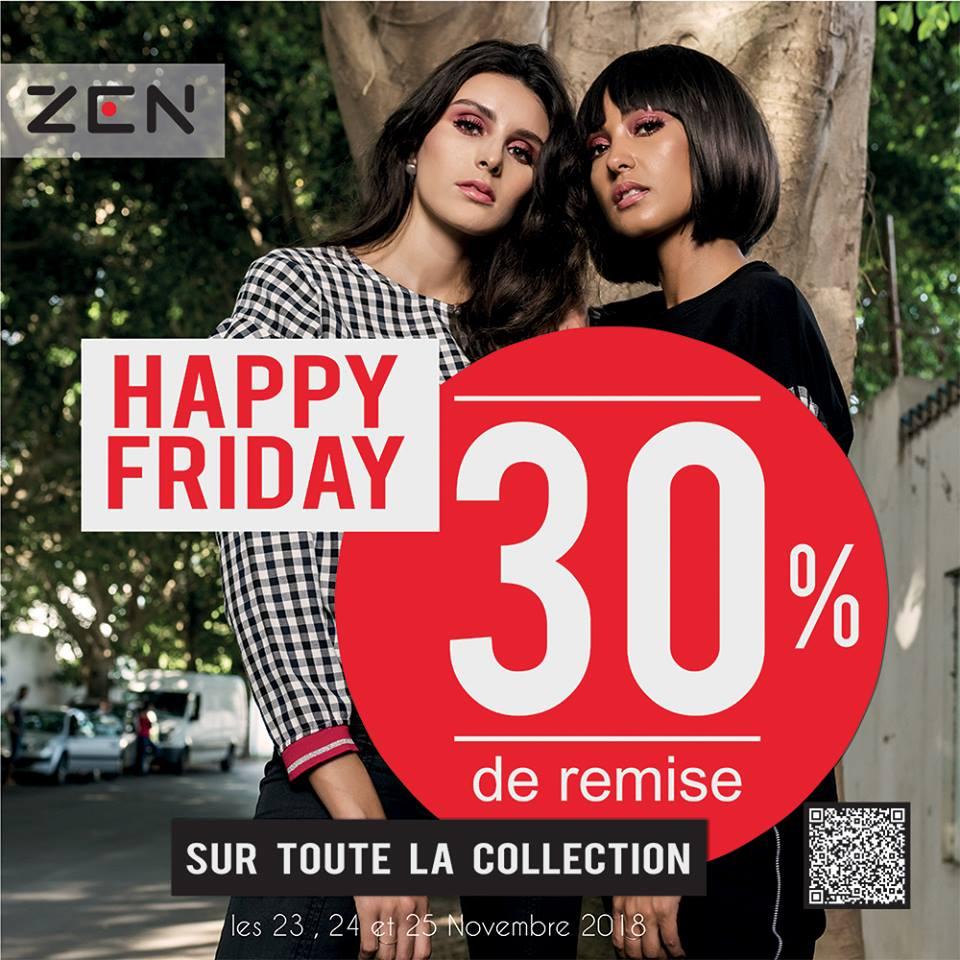 Zen – Black Friday