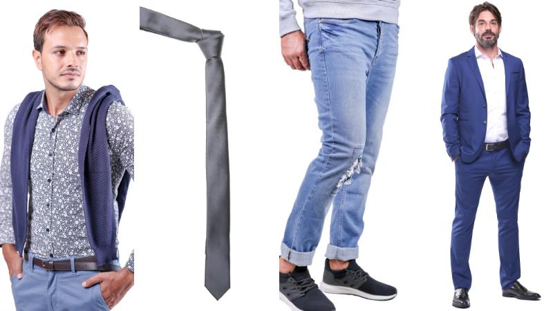 Catalogue Hamadi Abid 2018 homme : Tendances mode, prêt à porter, promos & nouveautés
