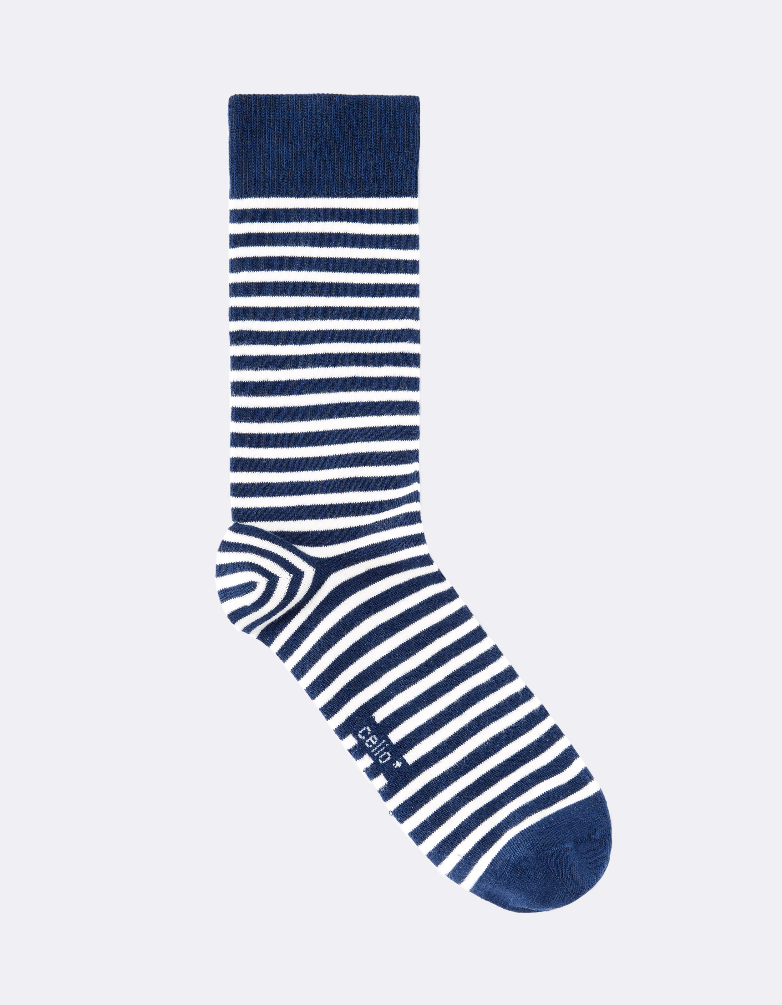 chaussettes fantaisies rayées Celio Club Prix 3,99 €