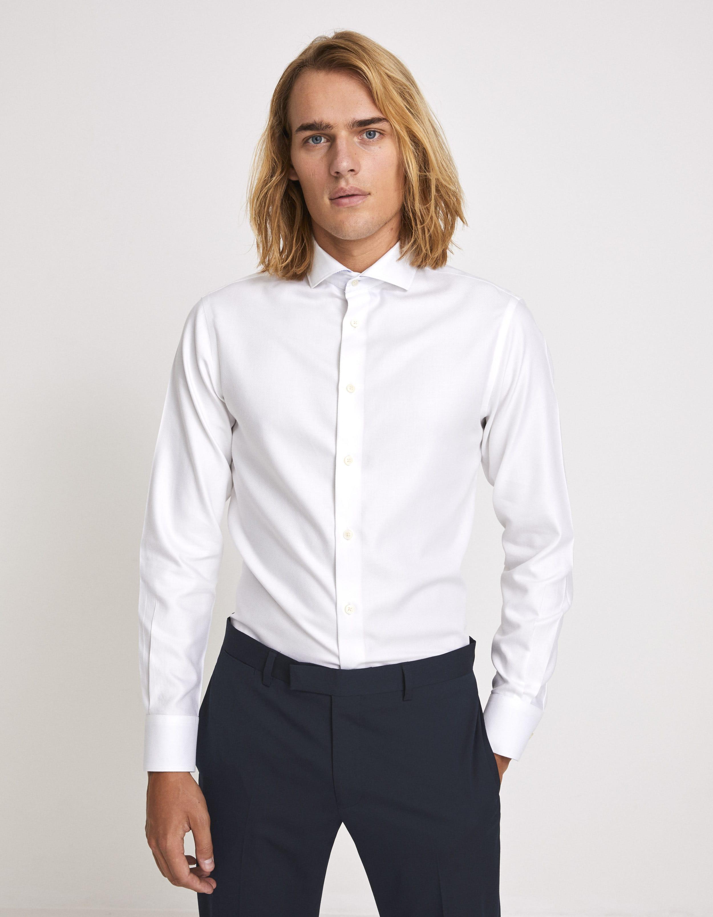 chemise slim sans repassage Prix 59,99 €