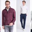 Collection vêtements pour hommes, promos & nouveautés