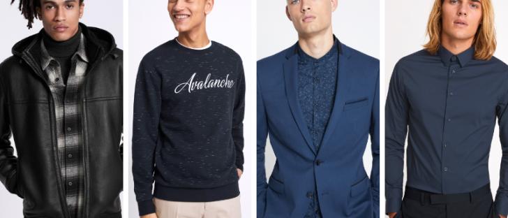 amp; Catalogue promos 2019 La Celio nouveautés pour homme nouvelle  collection Tunisie mode R1RvwSgqn