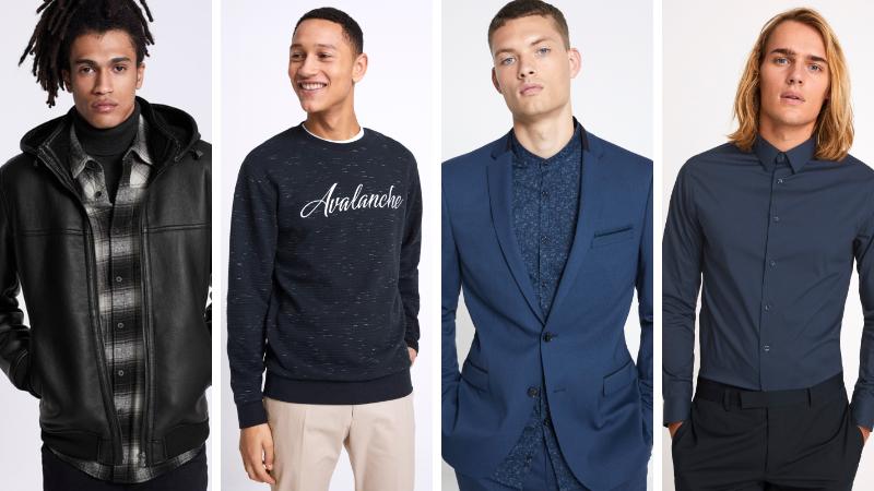 La nouvelle collection mode pour homme, promos & nouveautés