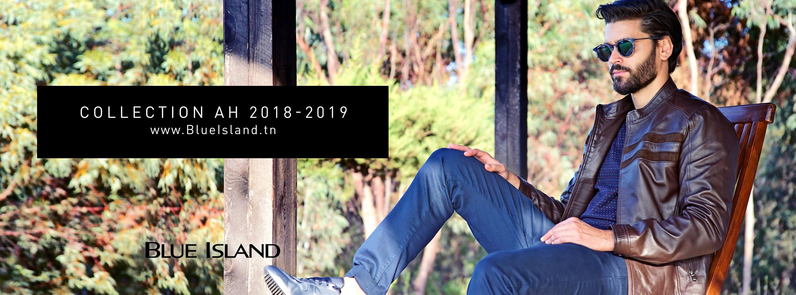 a nouvelle collection pour hommes de la marque Blue Island : Pantalons,vestes,manteaux,tee-shirts,chemises,jeans,chaussures et accessoires.