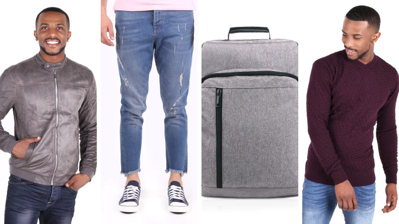 Nouvelle collection mode pour homme, soldes & nouveautés