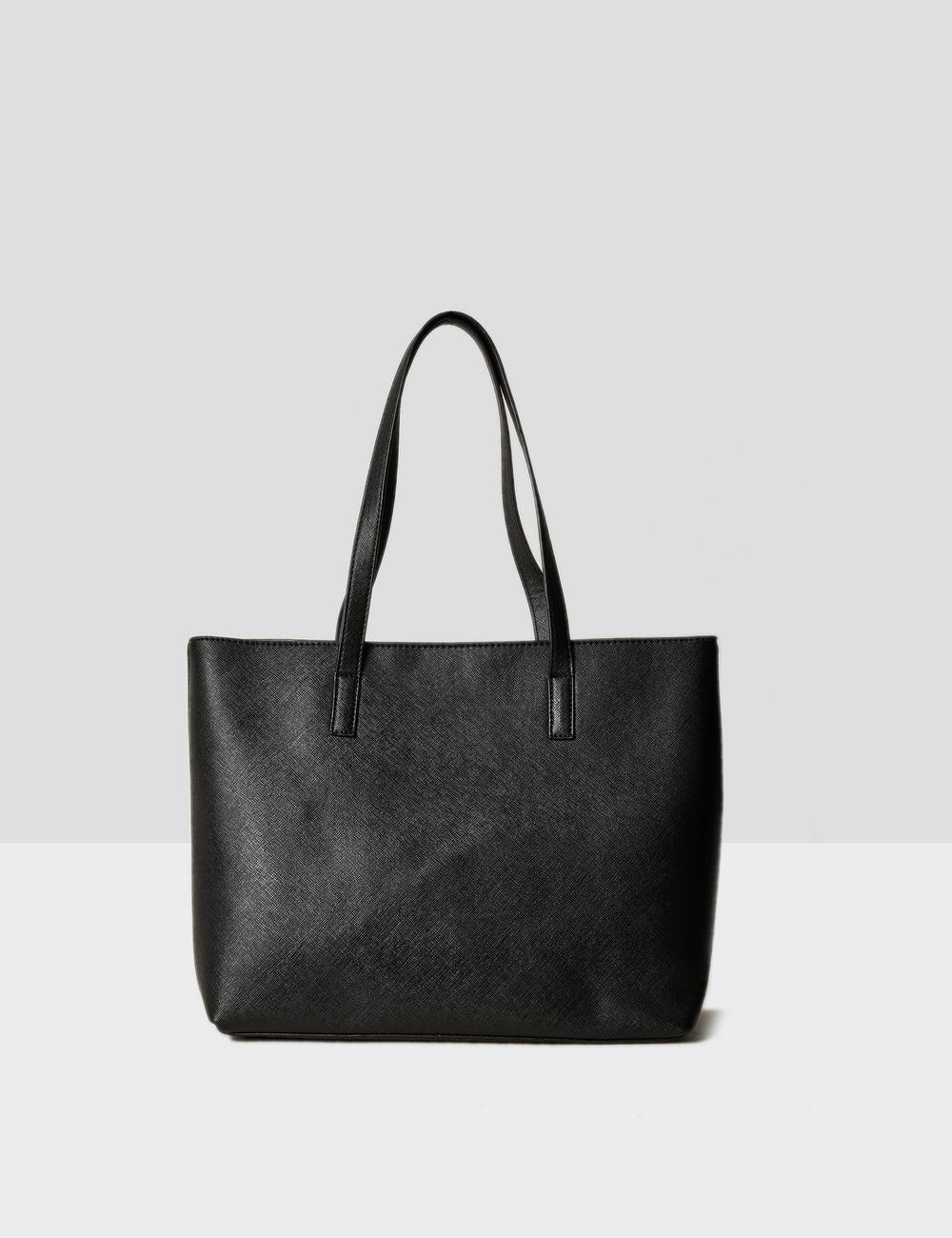 sac cabas noir Jennyfer prix 19,99 €