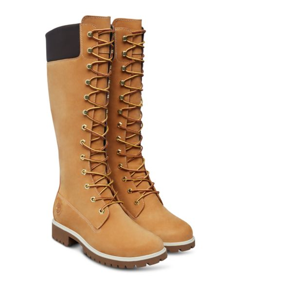 14-INCH BOOT PREMIUM POUR FEMME Timberland Prix € 230,00