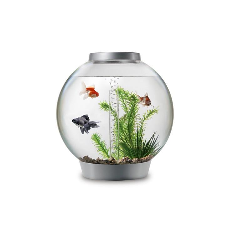 Aquarium BiOrb silver 30L BOTANIC Prix 134.10 €
