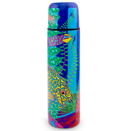 BOUTEILLE THERMOS ISOTHERME – KEEP COOL PYLONES paris Prix 29,90 €