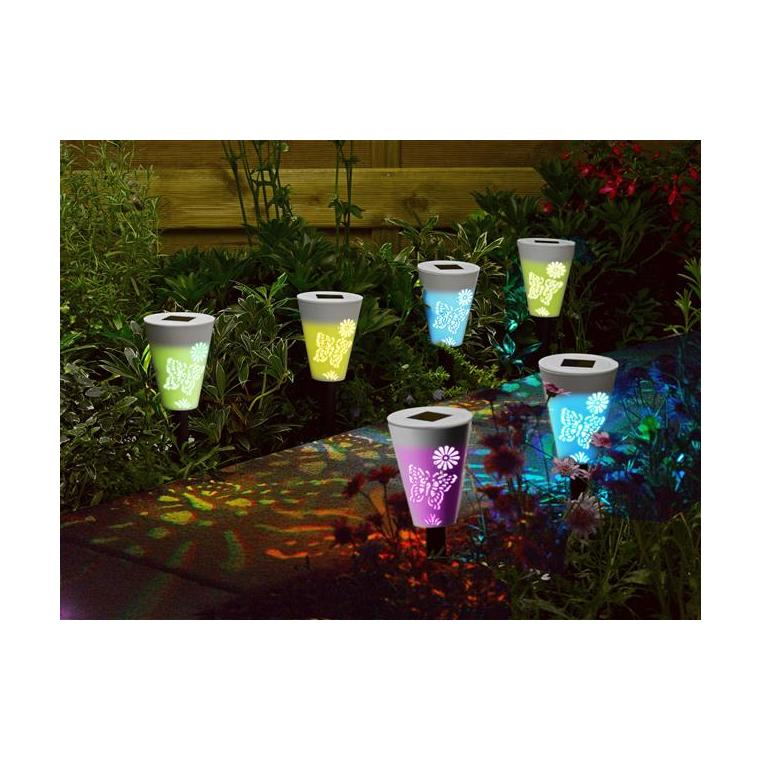 Balise Solaire Silhouette BOTANIC Prix 4.99 €