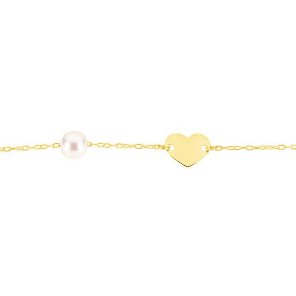 Bracelet Or Perle De Culture histoire d'or Prix 69 €