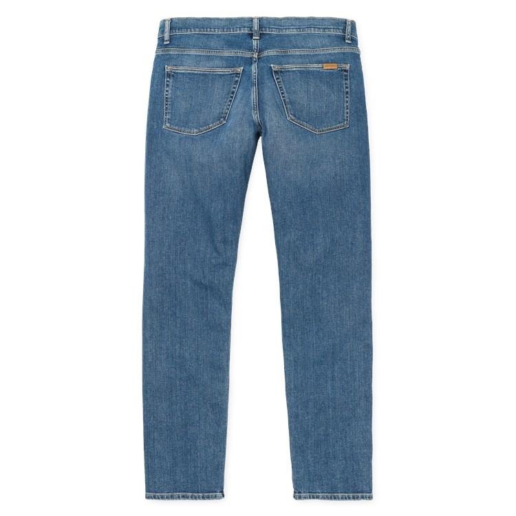 CARHARTT – VICIOUS PANT – BLUE STONE COAST SLIDE Prix 89.00€