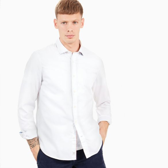 CHEMISE OXFORD MILFORD POUR HOMME Timberland Prix € 89,00
