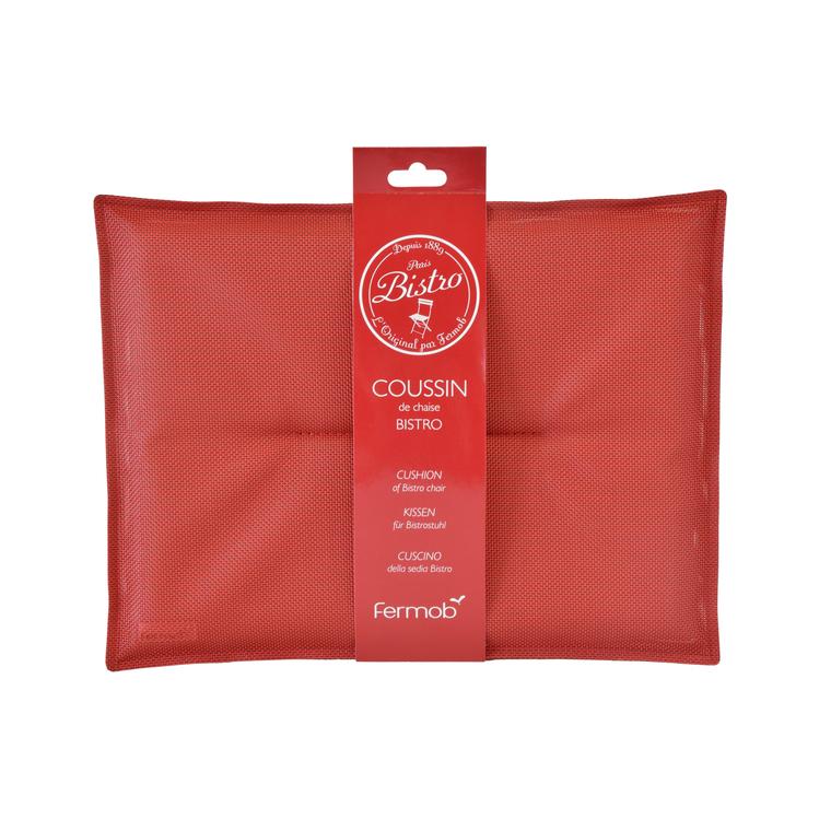 Coussin bistro rouge BOTANIC Prix 22.50 €
