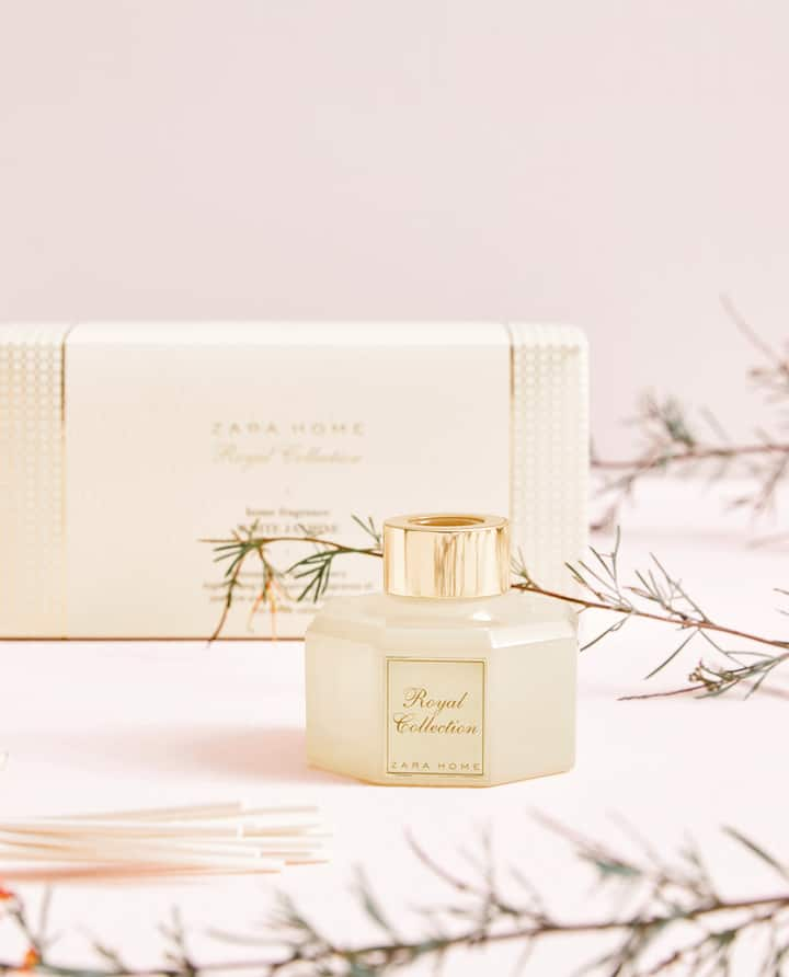 DIFFUSEUR DE PARFUM EN STICKS WHITE JASMINE (100 ML)