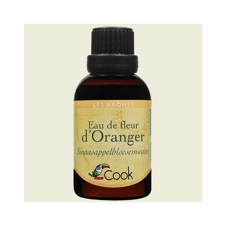 Eau de fleur d'oranger bio en flacon de 50 ml BOTANIC Prix 3.05 €