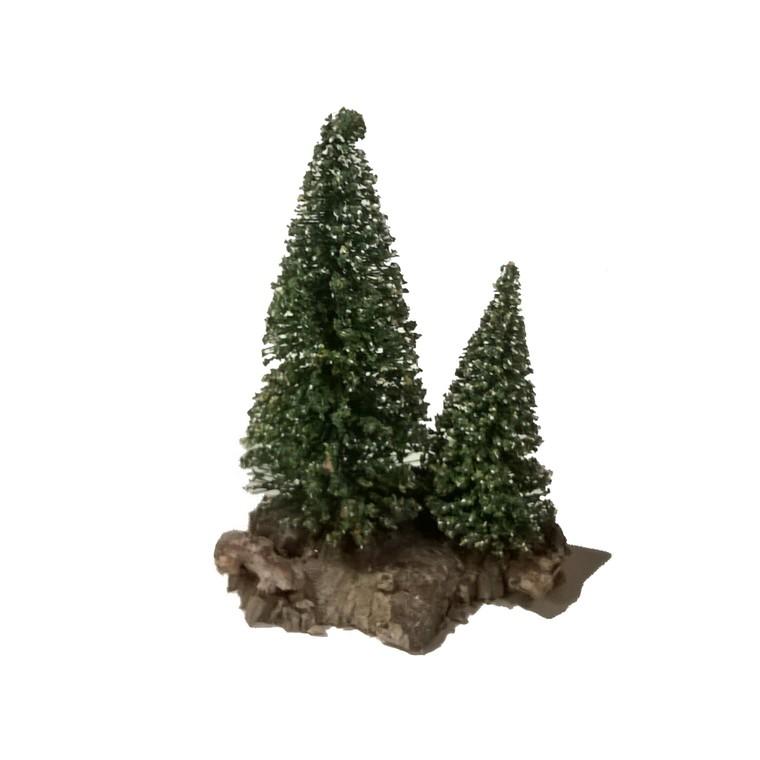 Montagne avec 2 pins 21 x 12 x 14 cm BOTANIC Prix 8.50 €