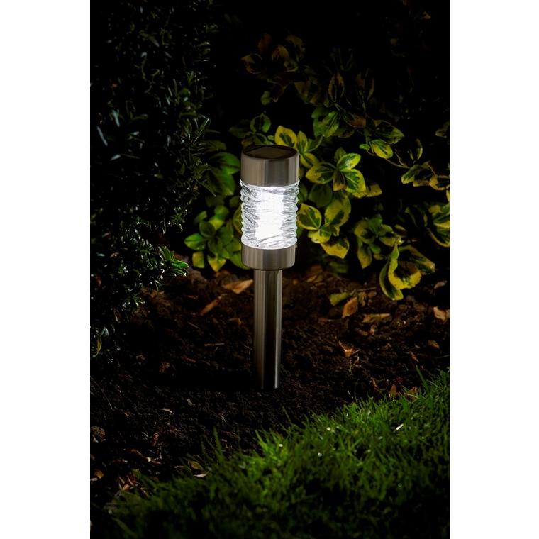 Pack de 4 balises MARTINI solaires LED BOTANIC Prix 24.99 €