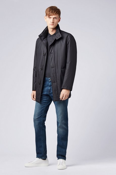 Regular-fit jeans in stretch denim HUGO BOSS