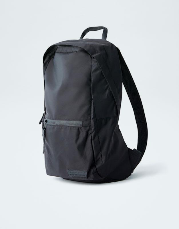 Sac à dos nylon noir Pull&Bear Prix109.00 TND