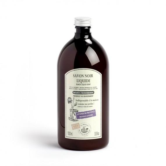 Savon Noir Liquide la maison du savon paris