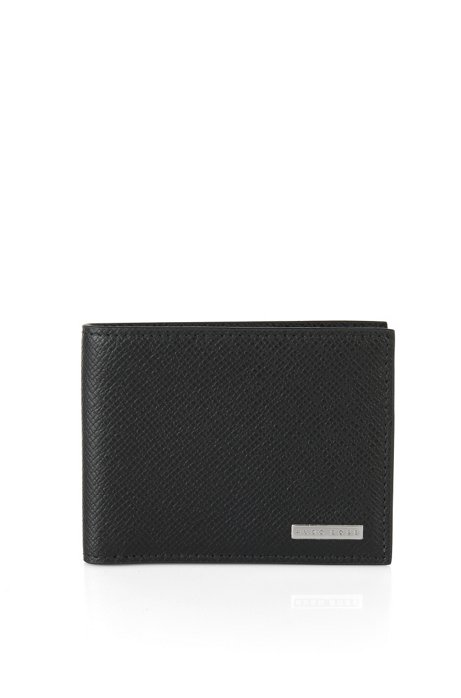 Signature Collection wallet in palmellato leather HUGO BOSS
