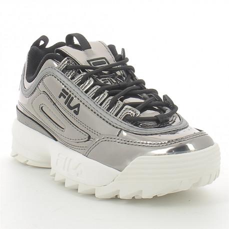Sneakers Compensées Femmes – Fila DISRUPTOR M LOW-03 Hylton Prix 119,90 €