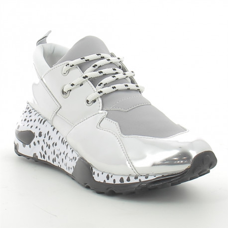 Sneakers compensées femme Steve Madden CLIFF SNEAKER -01 Hylton Prix 119,90 €