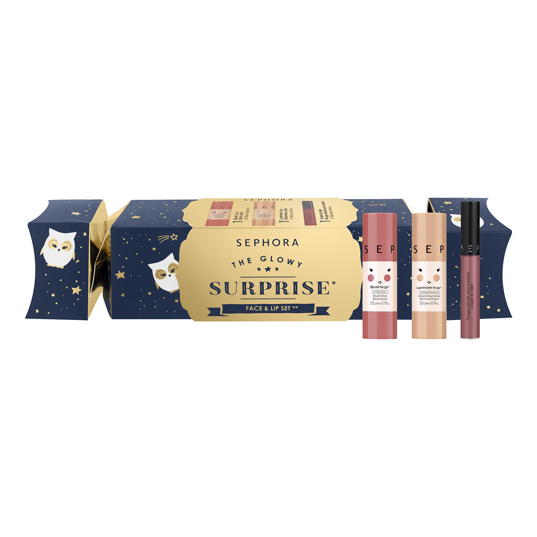 THE GLOWY SURPRISE SEPHORA PRIX 17,99€