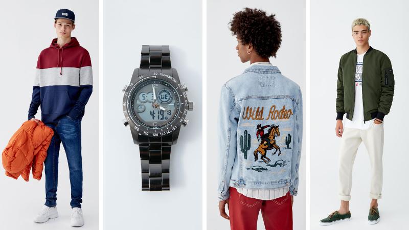 Pull and Bear Tunisie 2019 : La nouvelle collection mode pour homme, promos & nouveautés