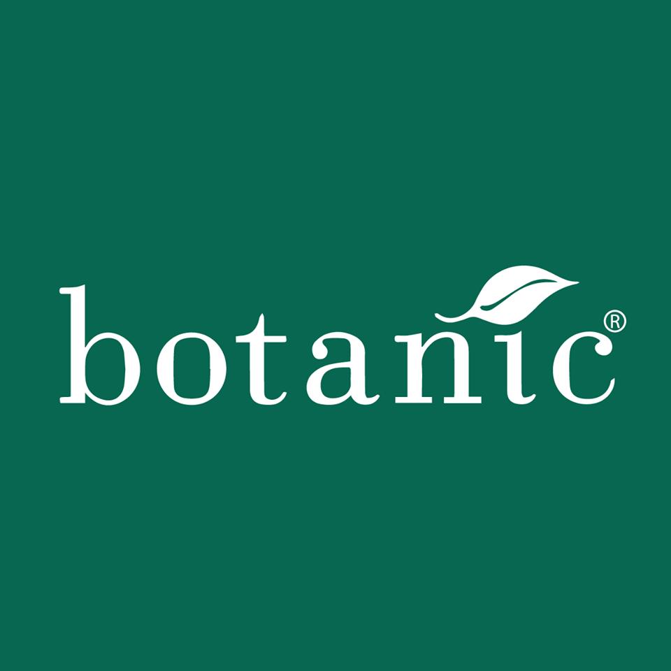 Logo de la marque Botanic