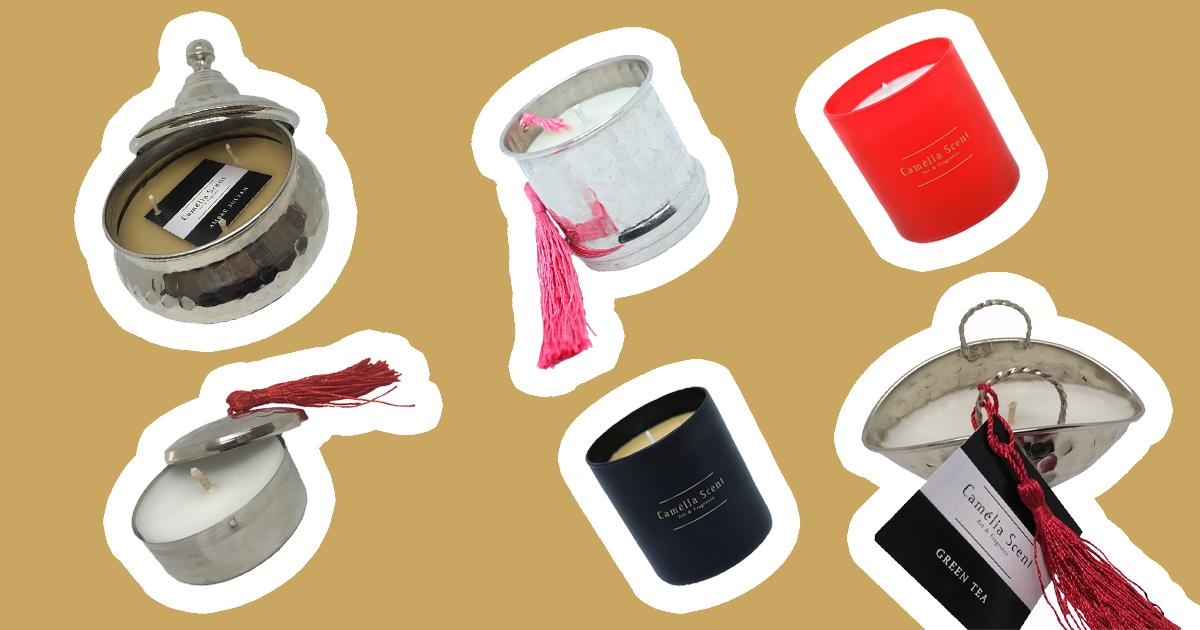 Naturel : Top 5 Bougies Parfumées à Acheter en 2020